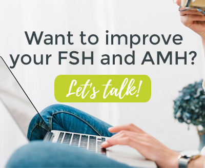 FSH and AMH - Determining Ovarian Reserve - Reproductive
