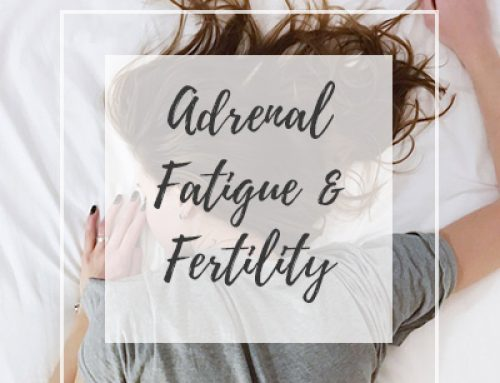 Could adrenal fatigue be impacting my fertility?